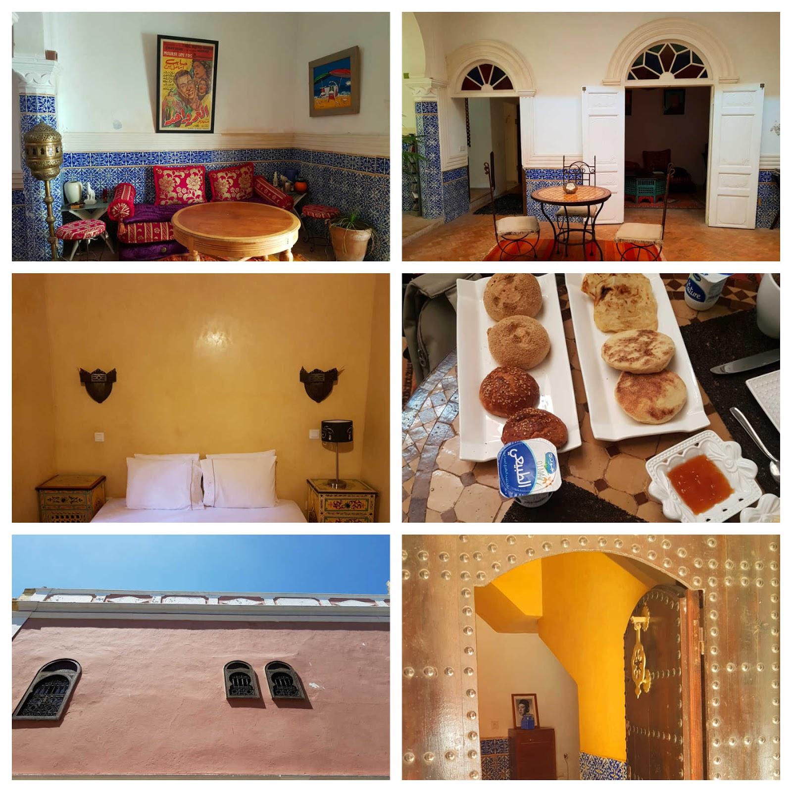 Riad La Maison des Épices, El Jadida, Marrocos