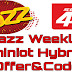Jazz Chiniot Weekly Hybrid Offer Subscribe Code 2021