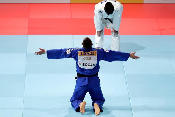 Cselgáncs-vb - Az olimpiai bajnok nyerte a nehézsúlyt