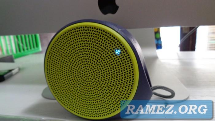 Review Komplit Logitech X100 Mobile Wireless Speaker