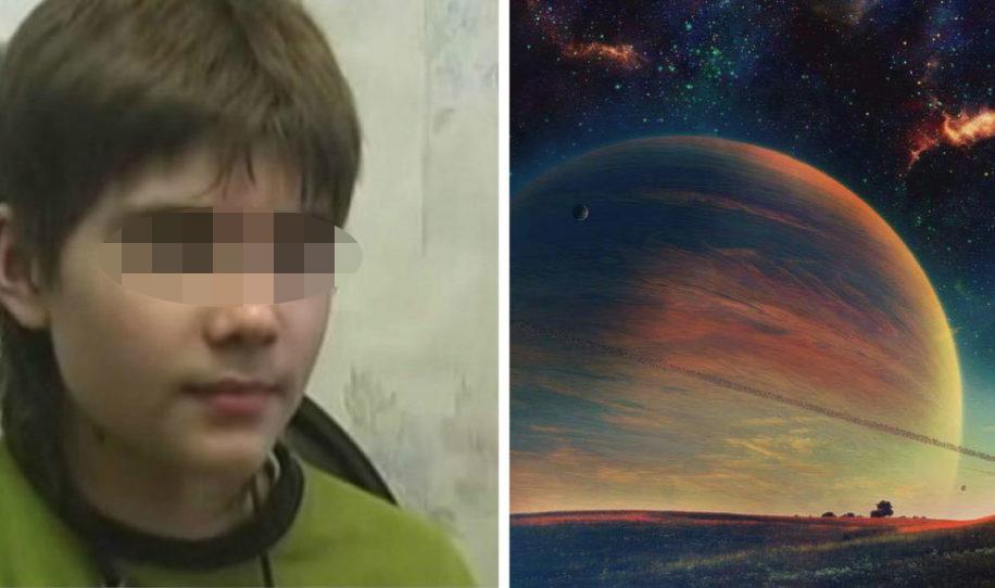 Portal Curió  Menino que aprendeu a ler com 1 ano e meio revela sua ... 6976ff88310