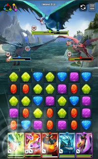 Free Download Dragon Titans Uprising MOD APK