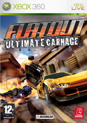 Flatout Ultimate Carnage - (Xbox 360) Torrent