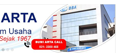 Alamat Lengkap Bank Bumi Arta Di Jakarta Barat