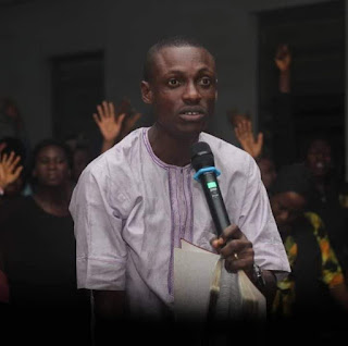 The Trumpet Of Zion - Prophet Abraham Adebayo