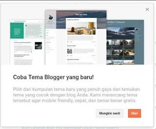 Blogger.com Rilis 4 Template Baru, Keren Banget!