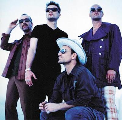 Foto de U2 al aire libre