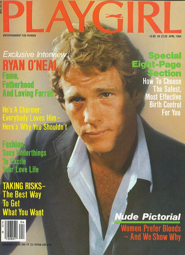 35 Attractive Men Covers of Playgirl, a Perfect Magazine
