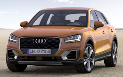 Audi Q2 Launch Date 2.0 TDI Quattro Interior.