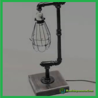 6 Industrial Lamp Models For Beautifying Home Decor