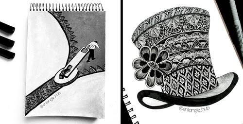 00-Ink-Drawings-Chama-Poddar-www-designstack-co