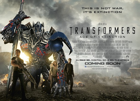 Download Transformers: Age of Extinction (2014) Dual Audio [Hindi+English] 720p + 1080p Bluray MSubs