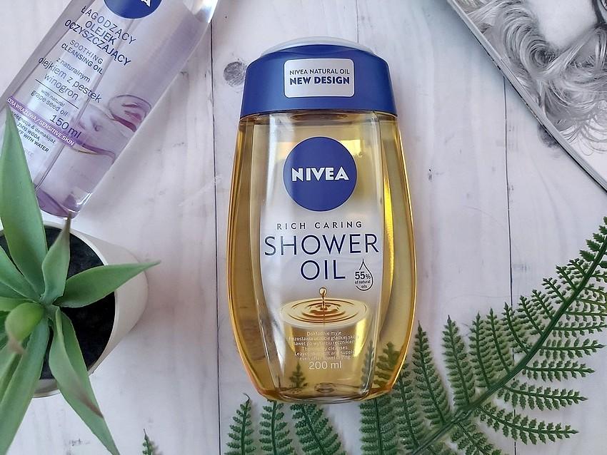 NIVEA olejki w mojej pielęgnacji