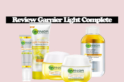 Review Garnier Light Complete
