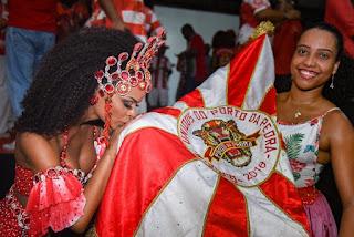 da Unidos do Porto da Pedra, Anny Alves #carnaval2020