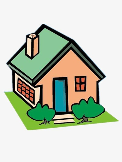 Gambar Animasi Rumah Sederhana : gambar, animasi, rumah, sederhana, Gambar, Rumah, Kartun, Sederhana, Server