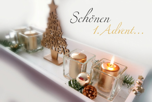 villa lebenslust blog sch nen 1 advent. Black Bedroom Furniture Sets. Home Design Ideas