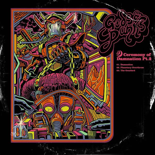 Gods & Punks revela capa e detalhes do segundo EP do ano