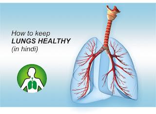 फेफड़ों को कैसे रखें स्वस्थ- How to keep lungs healthy