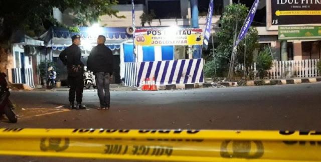 Bomber Kartasura Nyicil Beli Bahan Bom Hasil Minta Uang Orang Tua