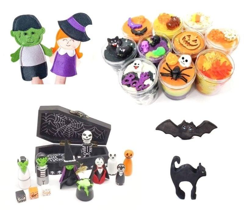 the best halloween kids toys on etsy