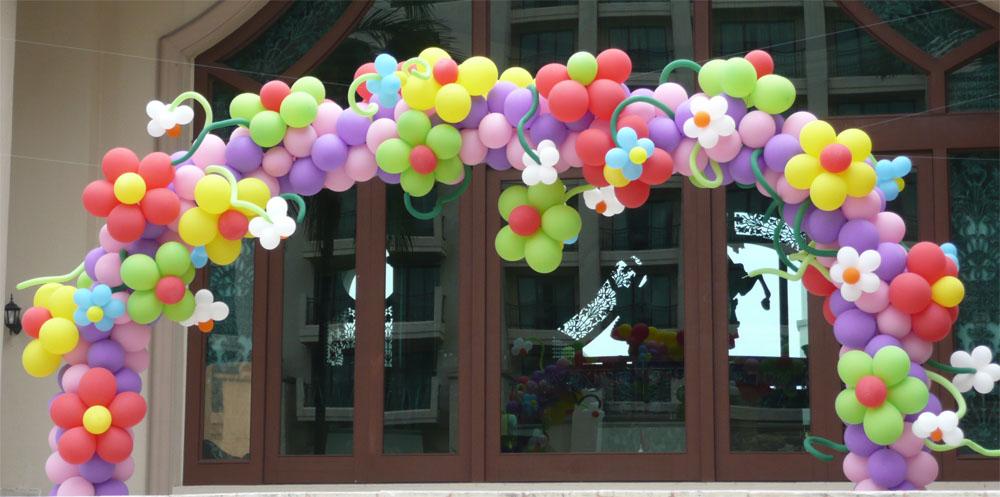 Kalliopelp Como Hacer Flores Con Globos Para Una Fiesta - Como-hacer-flores-de-globos