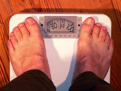 ماذا أفعل عندما يتوقف الوزن عن النزول؟
