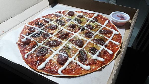 longganisa pizza