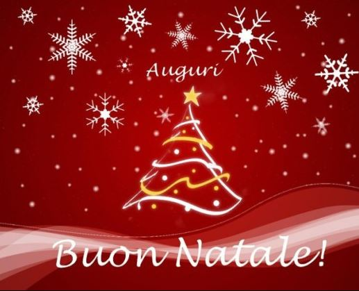 auguri di buon natale merry christmas in italian xmas wishes