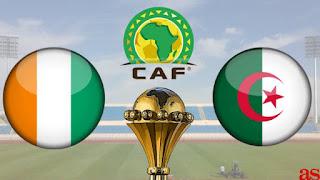 مشاهدة مباراة الجزائر وساحل العاج بث مباشر 11-7-2019 مباريات اليوم