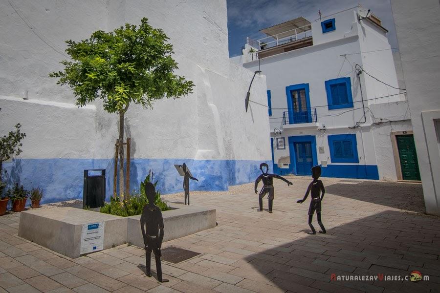 Moro encantado, Olhão, Algarve