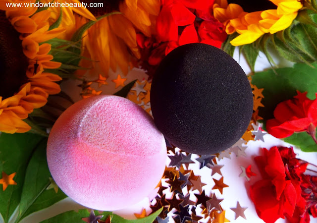 Juno&Co sponge vs beauty blender