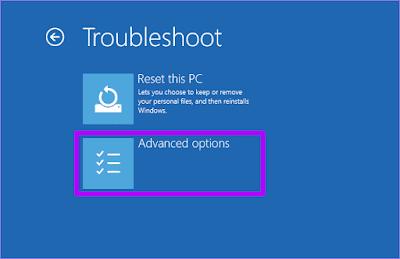 Langkah 5 Masuk Safe Mode Windows 10 Secara Paksa