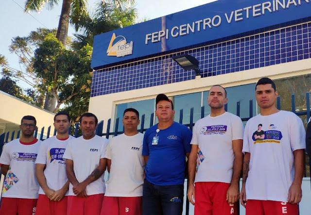 Parceria com universidade possibilita profissionalização para detentos do Sul de Minas - Foto: Divulgação/Sejusp