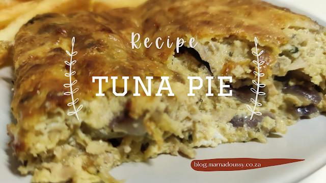 recipe tuna pie