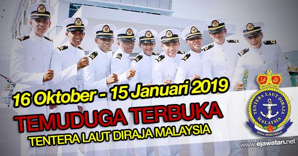 temuduga terbuka tldm 2018 2019