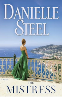 The Mistress by Danielle Steel (Book cover)