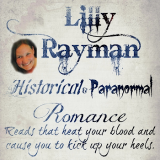 Lilly Rayman, author. Image courtesy of Goodreads
