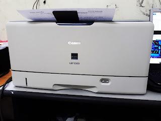 Canon LBP3500 | Máy in Laser A3 | Máy in Cũ nội địa Nhật | Mua máy in tốt giá rẻ 1