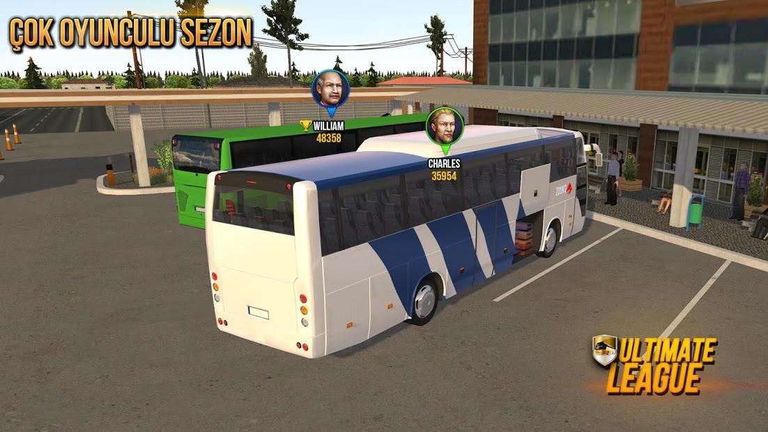 Otobüs Simulator: Ultimate Multiplayer Özelliği