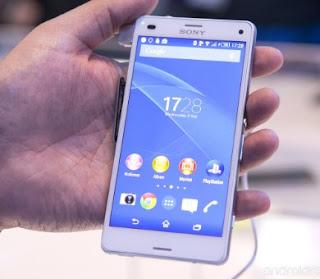 Sony Xperia Z3 merupakan salah satu HP Android Paling Tanggung