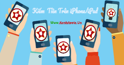 ung dung kiem tien tren iphone ipad