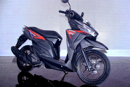 New Honda Vario Techno 125 eSP facelift