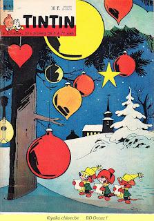 Tintin, R.Macherot