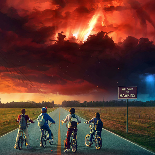 Stranger Things Wallpaper Engine