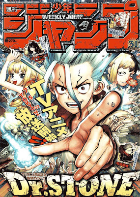 Dr. Stone Volume 13 Bahasa Indonesia