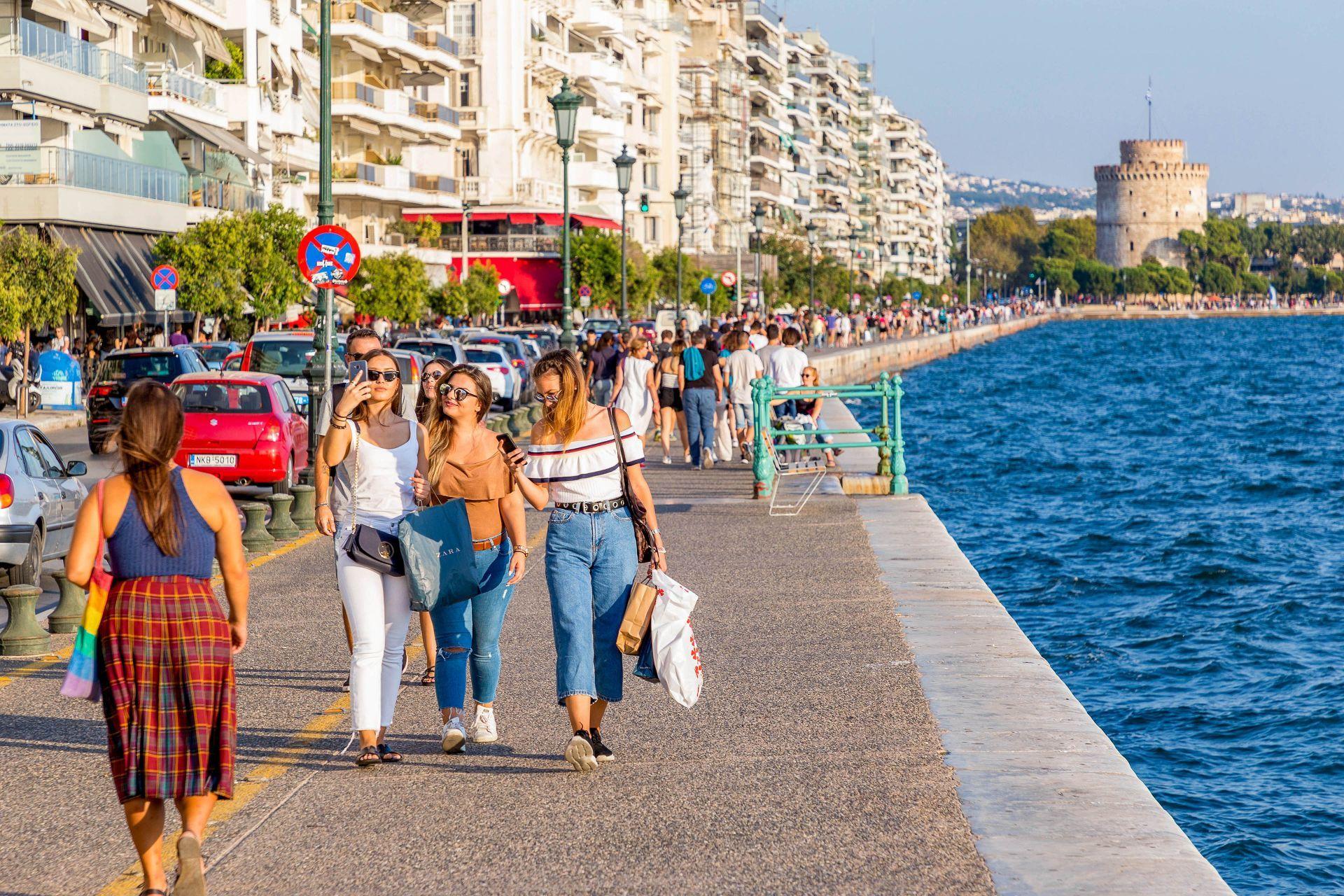 thessaloniki Destinasi Travel Wisata Favorit Yunani 2