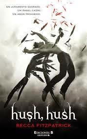 reseñas literarias hush hush