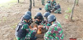 Prajurit Satran Koarmada II Laksanakan LATIHAN Demolisi Bawah Air Di Paiton