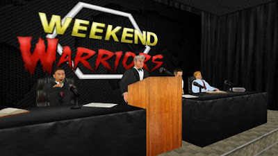 WEEKEND WARRIORS MMA MOD (UNLOCKED) APK FOR ANDROID